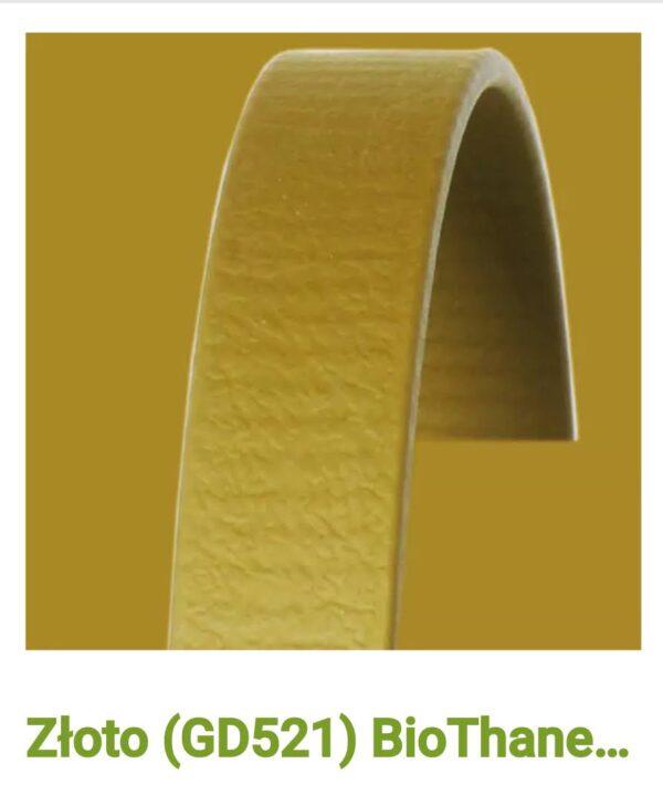 Biothane złoty