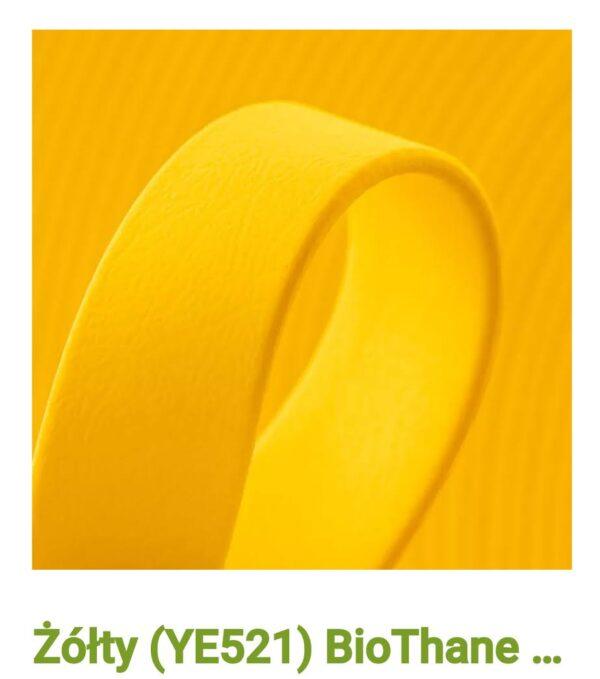 Biothane żółty